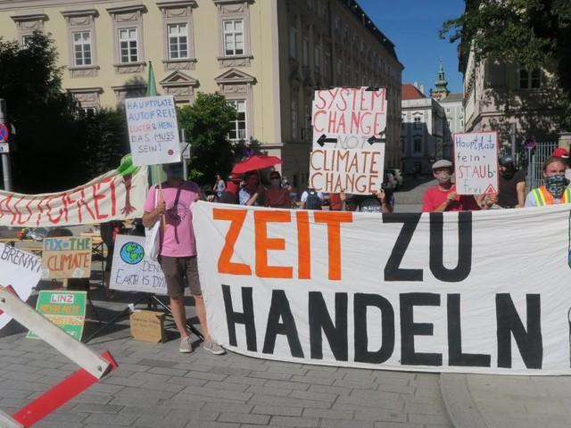 Stadt Linz peilt Klimaneutralität bis 2030 an