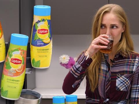 SodaStream kooperiert mit Eistee-Gigant: So gut sind die neuen Produkte wirklich
