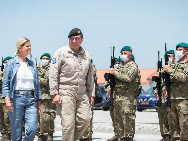 """""""Irgendwie schaffen wir es immer"""": Tanner zu Besuch im kriselnden Libanon"""
