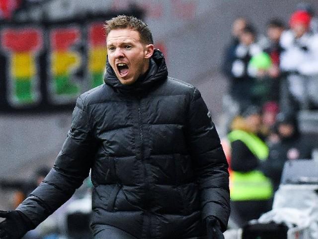 Nach Pleite in Frankfurt - RB-Trainer Nagelsmann ledert gegen eigene Mannschaft