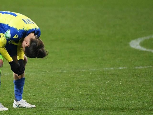 Jähes Erwachen für St. Pöltens Fußball-Frauen in Turin