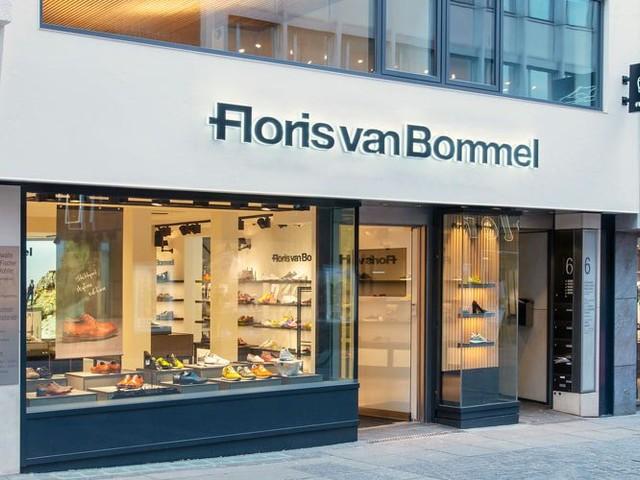 Floris van Bommel eröffnet fünften Deutschland-Store in Stuttgart