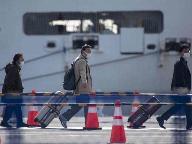 Covid-19-Ausbreitung: Das Kreuzfahrtschiff - eine Brutstätte?