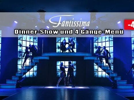 """Phantasialand-""""Fantissima""""-Tickets 2018 zum Sparpreis: Frühbucher-Angebot mit bis zu 44% Rabatt!"""