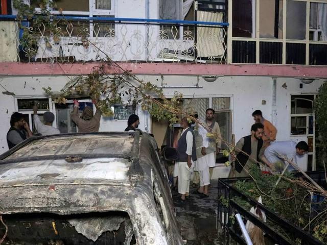"""Drohnenangriff in Afghanistan: USA gestehen """"tragischen Fehler"""""""