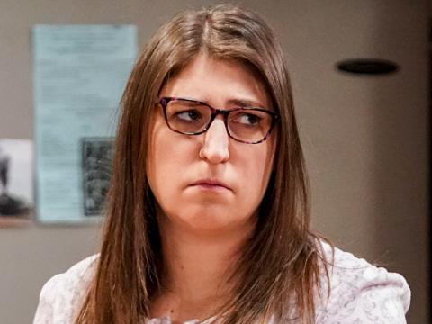 """The Big Bang Theory"": Mayim Bialik drehte fast blind!"