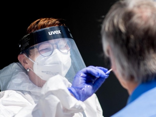 Coronavirus - Sieben-Tage-Inzidenz steigt auf 17,0