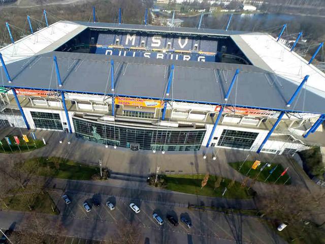 Rasen beschädigt: Spiel zwischen MSV Duisburg und Köln findet nicht statt