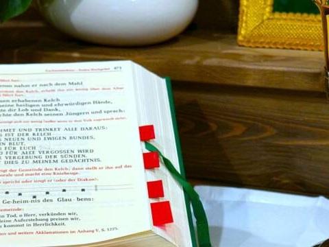 Gottesdienste in der Universitätskirche: Termine im Wintersemester