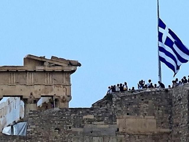 Starkes Erdbeben erschüttert Athen