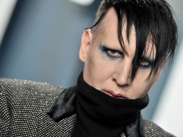 Nach Spuck-Attacke: Marilyn Manson hat sich der Polizei gestellt