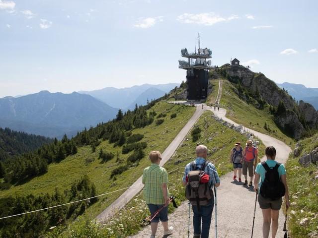 Umfrage: Großes Interesse an Urlaub in Österreich