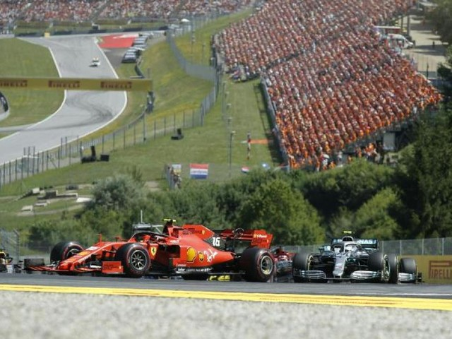 Alle Infos zum Steiermark GP der Formel 1 2021: Zeitplan, Übertragung, Strecke