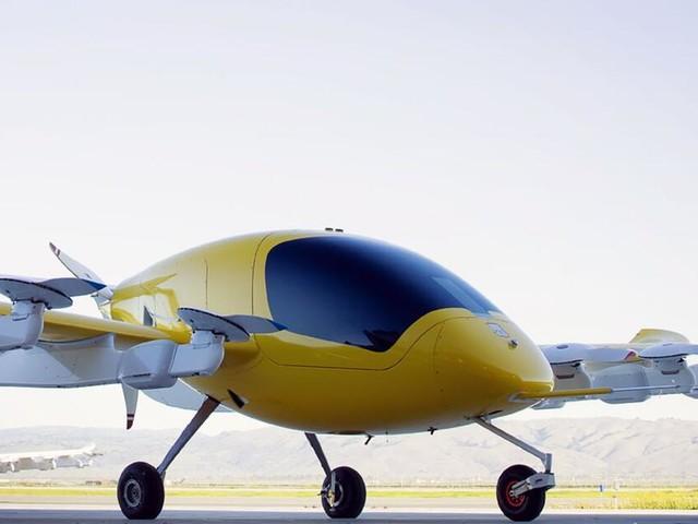 Autonomes Lufttaxi von Google-Mitgründer soll ab 2021 in Neuseeland fliegen
