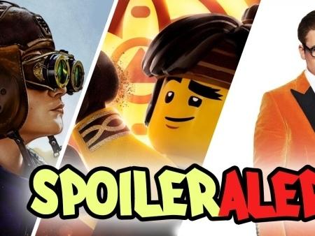 Spoiler Alert #50 | Ein nostalgischer Ausflug durch die Kinowelt | Podcast