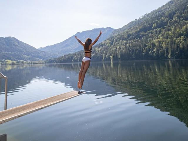 Das sind die schönsten Naturbadeplätze in Österreich
