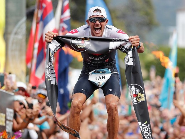 """Ironman Jan Frodeno - """"Niemals Nudeln"""": Der fitteste Mann der Welt verrät seine Ernährungstricks"""