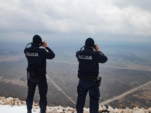 """Kroatien: Undankbarer Einsatz auf der """"Balkanroute"""""""