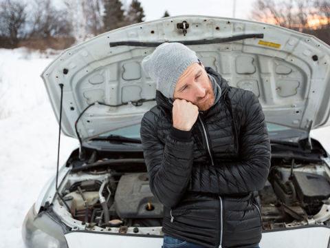 Kältepeitsche ab Montag: Was Sie als Autofahrer jetzt tun müssen