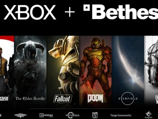 Die 7,5 Mrd. Dollar für die ZeniMax/Bethesda-Übernahme wieder eingenommen werden, ohne Spiele auf PlayStation zu veröffentlichen