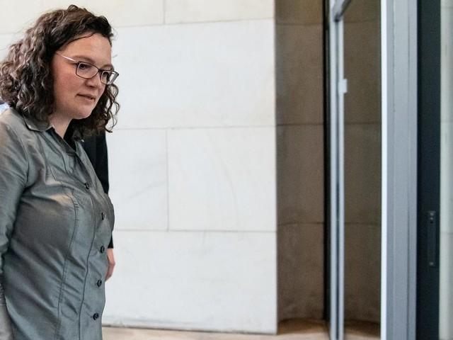 Andrea Nahles legt ihr Bundestagsmandat nieder