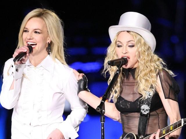 """Madonna unterstützt Britney Spears: """"Gebt dieser Frau ihr Leben zurück"""""""