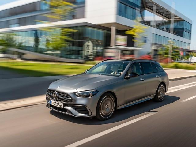 Mercedes C-Klasse im Test: Wider den Trend zu SUV und Elektroauto