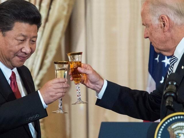 """""""Wettbewerb, aber kein Konflikt"""": Biden telefoniert mit Chinas Präsident"""