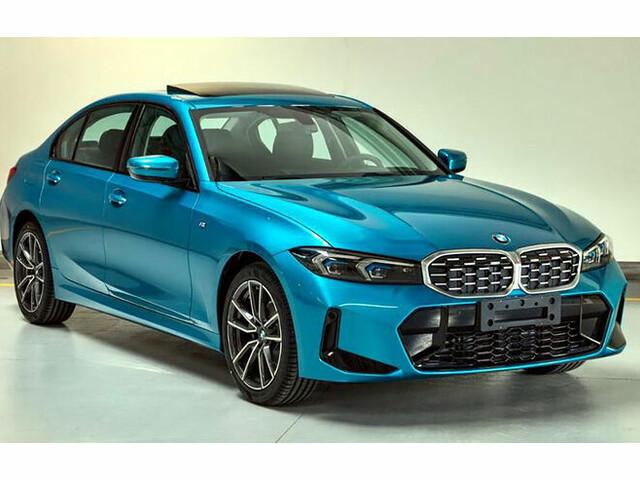 BMW 3er (2023): Facelift kommt mit neuem Interieur