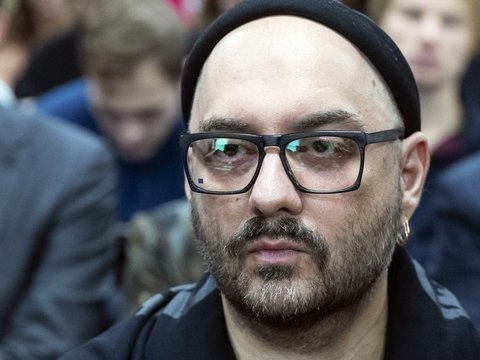 Staat gegen Künstler: Kirill Serebrennikow weist Vorwürfe zurück