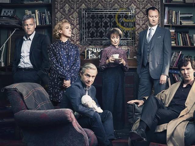 """Sie war die Vermieterin von """"Sherlock"""" – Britische Schauspielerin Una Stubbs gestorben"""