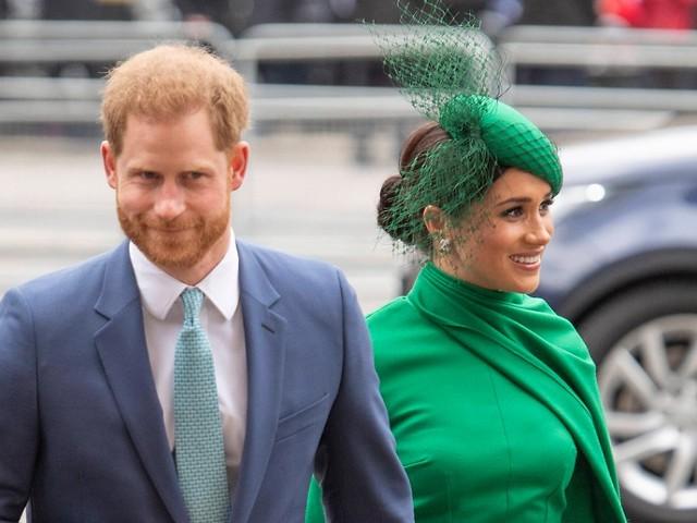 Tochter von Harry und Meghan: Baby Lili wird in Thronfolge aufgenommen