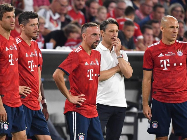 Fans des FC Bayern fordern: Kovac muss mehr auf die Jugend setzen