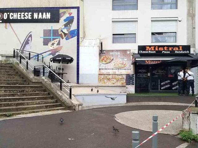 Fahndung in Frankreich läuft: Unzufriedener Gast in Restaurant erschießt Kellner
