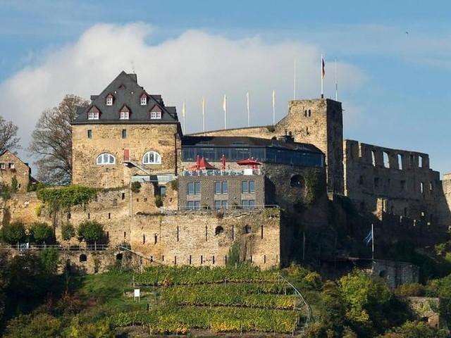 - Warum ein Prinz von Preußen um die Burg Rheinfels kämpft