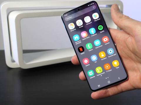 Software-Update für Galaxy-Smartphones: Samsung rollt wichtigen Android-Patch aus