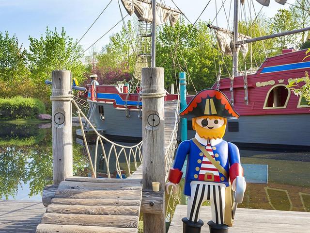 PLAYMOBIL-FunPark stellt neuen Piraten-Bereich für 2019 in Aussicht