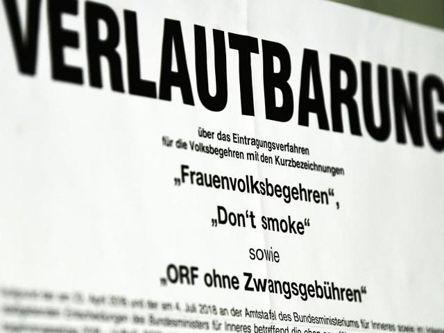 FPÖ kurbelte Attacke gegen ORF-Gebühren massiv an