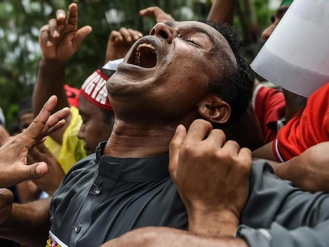 Myanmar: 370.000 Rohingya fliehen vor Folter und Gewalt
