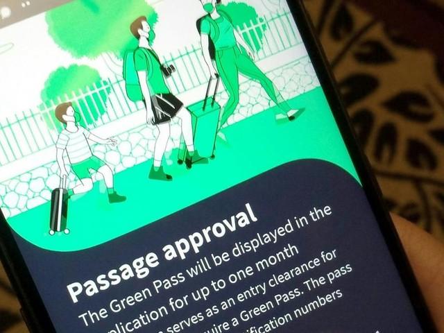 """Grüner Pass: Regierung braucht Datensammlung für """"Pandemiemanagement"""""""