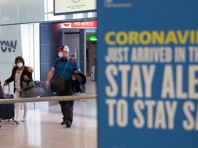 Coronavirus-Impfung im Ticker - Großbritannien hebt Quarantänepflicht für vollständig geimpfte Bürger aus EU und USA auf