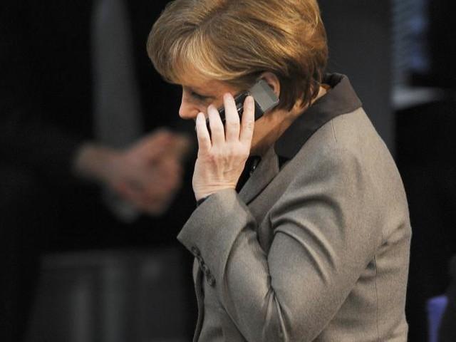 """Ausspähungder Kanzlerin: Merkel sollin Handy-Überwachung nur """"PR-Problem"""" gesehen haben"""