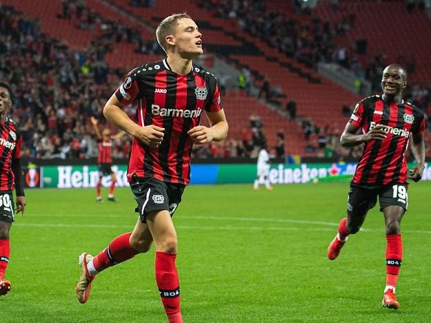 Mit Mühe erfolgreich: Leverkusen startet mit 2:1 gegen Ferencváros in die Europa League