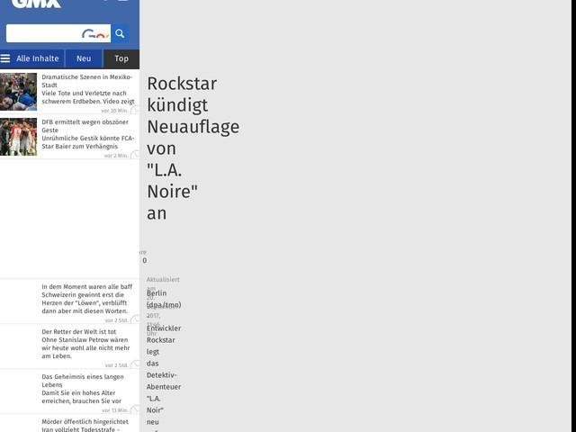 """Rockstar kündigt Neuauflage von """"L.A. Noire"""" an"""