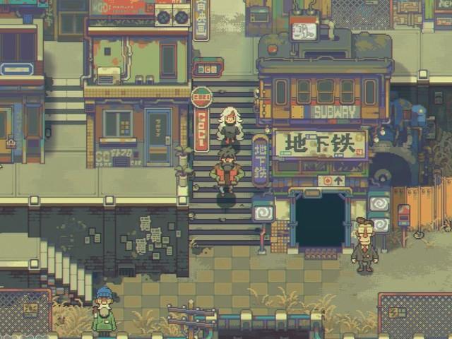 """""""Eastward"""" im Test: Große Pixel-Liebe aus China"""