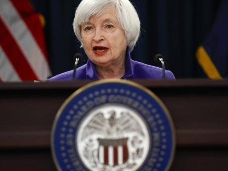 Amerikas Notenbankchefin Yellen warnt vor Kryptowährung Bitcoin