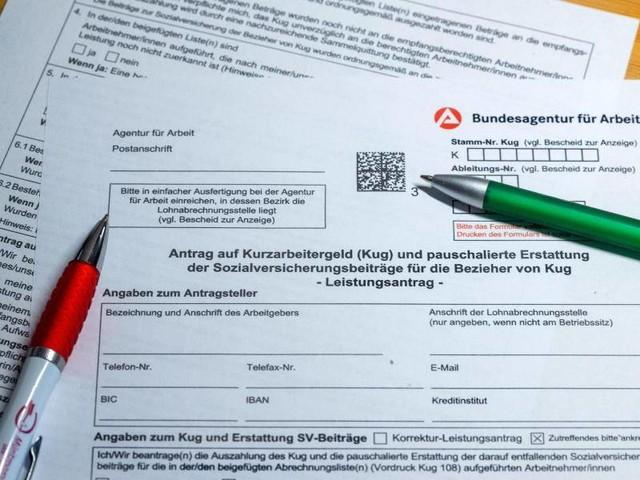 Hilfe für Unternehmen: Scholz will leichteren Zugang zu Kurzarbeitergeld verlängern