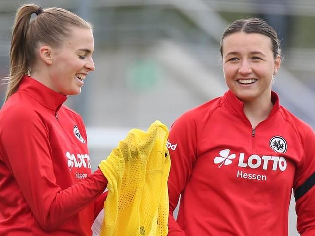 DFB-Pokalfinale: Die Eintracht Frankfurt Frauen beschwören den Geist von 2018