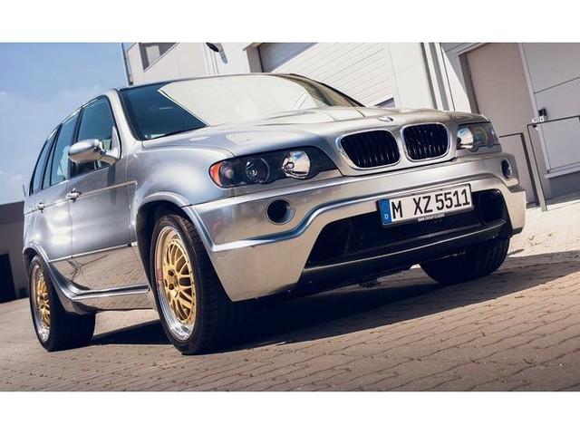 BMW X5 (E53) V12 Le Mans (2000): Le-Mans-V12 mit 700 PS im alten X5