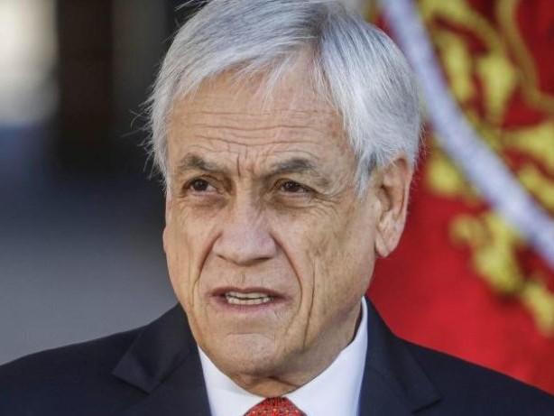 Polizweigewalt: Strafanzeige in Den Haag gegen Chiles Staatschef